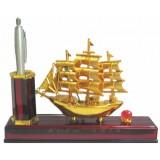 15097 Кораб музикален поставка за химикал 20 см