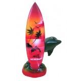 15155 Делфин със сърф Несебър 12 см