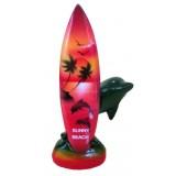 15156 Делфин със сърф Слънчев бряг 12 см