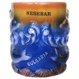 15186 Чаша керамична Несебър 10 см