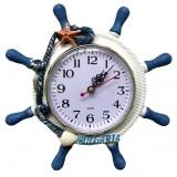15277 Часовник рул стенен Ф 20 см