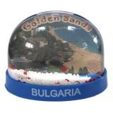 15326 Водна топка Златни пясъци 7/10 см