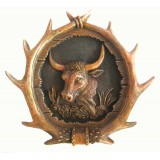 16033 Пано за стена бик 26 см