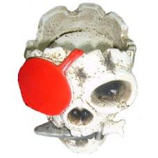 16038 Пепелник череп 8 см