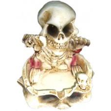 16044 Пепелник череп 10 см