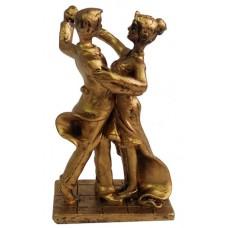 16053 Статуетка мъж и жена 10 см
