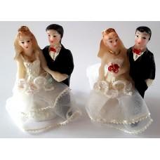 16091 Младоженци 5/3 см