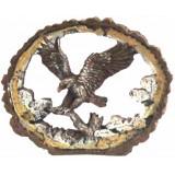 16120 Орел в пън 9 см