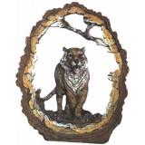 16122 Тигър в пън 16 см