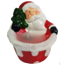 17095 Коледен свещник 7 см