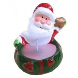 17096 Коледен свещник 8 см