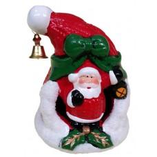 17100 Коледна камбана свещник - светеща 12 см