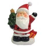17101.1 Дядо Коледа светещ 17 см