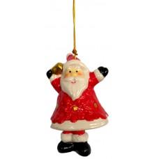 17102 Коледна камбанка - висулка 10 см