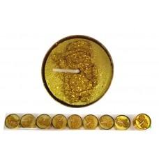17110.1 Комплект 9 бр. чаени свещи 36 см