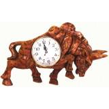 18057 Часовник за стена бик 35 см