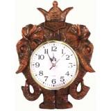18058 Часовник за стена слон 35 см