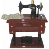 18082 Музикална кутия шевна машина - бижутерка 17/20 см