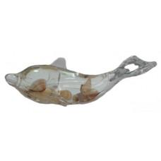 19061 Магнит делфин отварачка 13 см