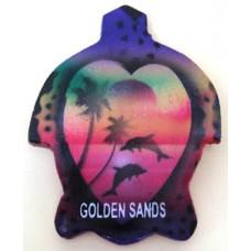 19103 Магнит Златни пясъци 6 см