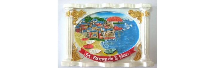 15222 Статив Св. Константин и Елена 8/10 см