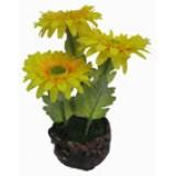 21093.2 Изкуствено цвете гербер 25 см