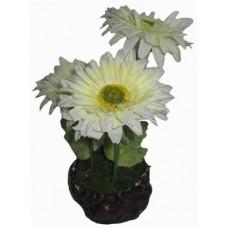 21093.3 Изкуствено цвете гербер 25 см