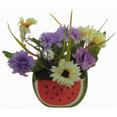21097.1 Изкуствено цвете гербер 18 см
