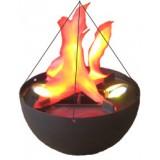22007 Пламък висящ 40 см