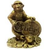 23124.1 Маймуна фън шуй 7 см