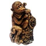 23144.1 Касичка маймуна 12 см