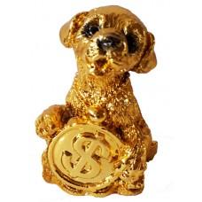 23147.2 Куче с парички 6.5 см