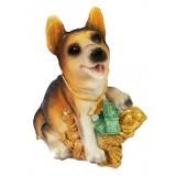 23150.1 Куче с пари 12 см