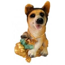 23150.2 Куче с пари 12 см