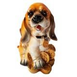 23153.1 Куче касичка 12 см