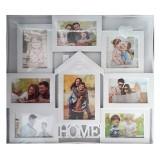 25011.1 Рамка за снимка Home за 8 снимки 55/55 см