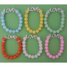31083 Комплект гривни с LOVE