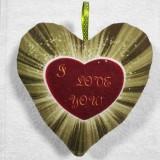 01101.21 Плюшено сърце със сублимация