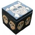 07089 Кутия скелет 12/12 см
