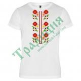 01 Тениска с народни мотиви