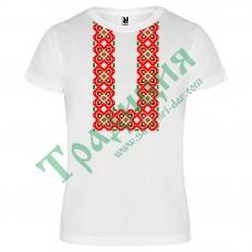 04 Тениска с народни мотиви
