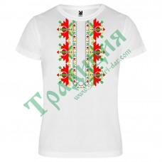 07 Тениска с народни мотиви