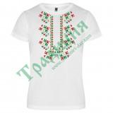 08 Тениска с народни мотиви