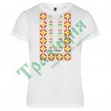 09 Тениска с народни мотиви