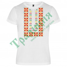 10 Тениска с народни мотиви