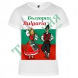 109 Тениска с Момче и Момиче  България