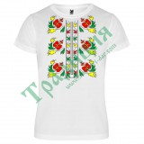 11 Тениска с народни мотиви