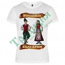 112 Тениска с Момче и Момиче  България