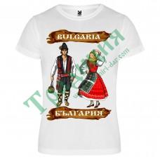 113 Тениска с Момче и Момиче  България