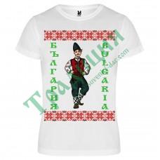 114 Тениска с Момче  България